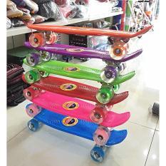 Ván nhựa nhỏ Penny Skateboards (bánh có đèn)