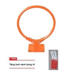 Vành bóng rổ 40cm + tặng kèm lưới