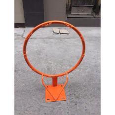 Vành bóng rổ kèm lưới loại 35cm