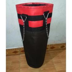 Vỏ bao cát đấm bốc KAMA Sport 80cm + Tặng kèm dây xích