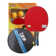 Vợt bóng bàn Nguyễn Đăng China 729-2040 (Đỏ)