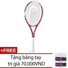 Vợt Tennis HEAD Challenge OS 107inch 260g + Tặng 1 băng tay