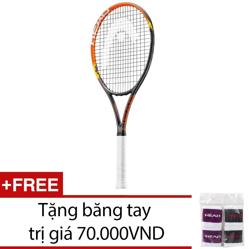 Vợt tennis HEAD Spark Pro 100inch 270g + Tặng 1 dây HEAD ETS 319K