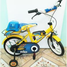 Xe đạp cho bé - quà khuyến mãi từ Friso