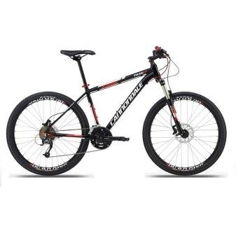 Xe đạp Connondale TRAIL 5 2015 (Đen viền đỏ)