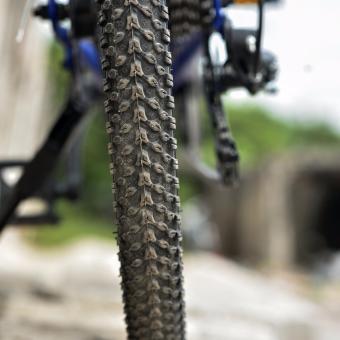 Xe đạp địa hình FORNIX BM703 (Xanh cam)