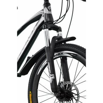 Xe đạp địa hình FORNIX MS50 (Đen bạc )
