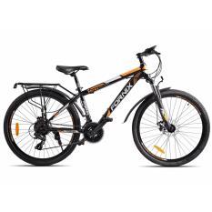 Xe đạp địa hình hiệu FORNIX BM703 ( Đen cam )