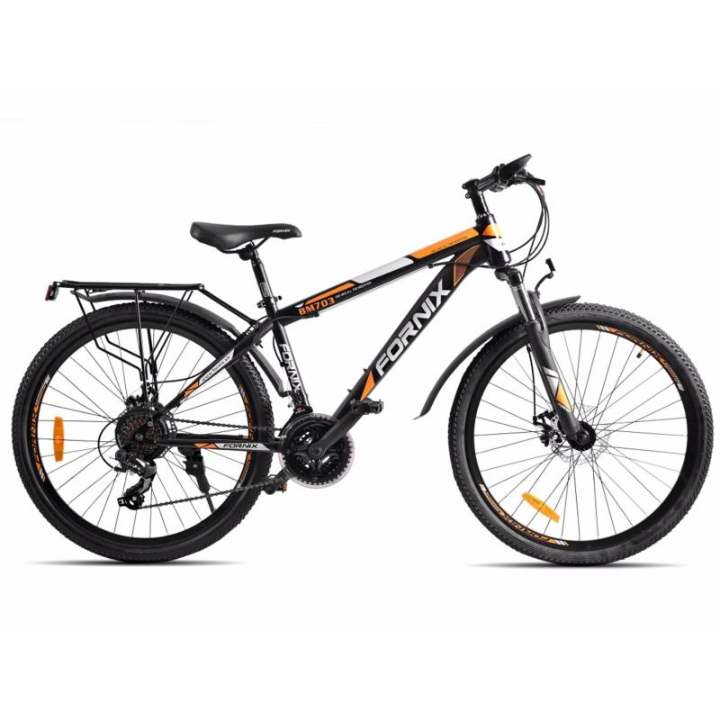 Mua Xe đạp địa hình hiệu FORNIX BM703 ( Đen cam )