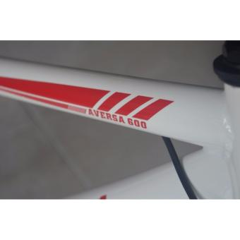 Xe đạp địa hình Vibra Aversa 600 White 2017