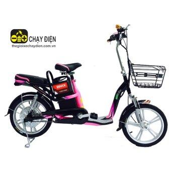 Xe đạp điện Bmx Star (Hồng)