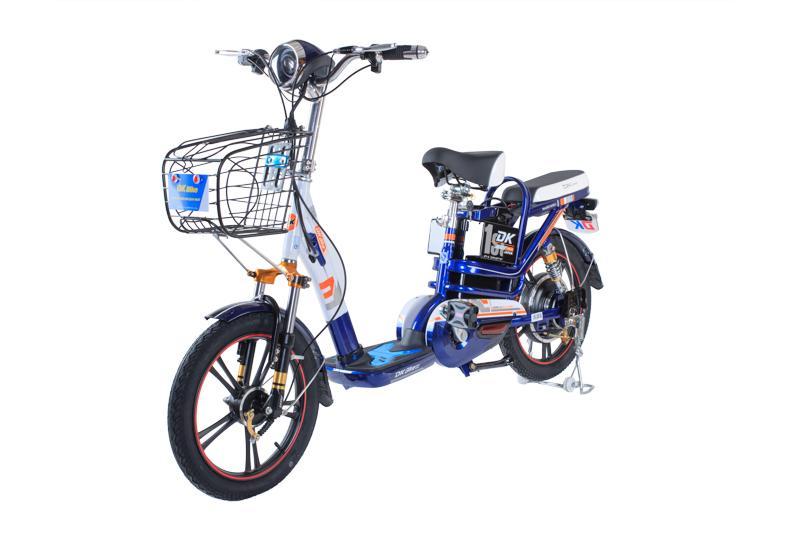 Xe đạp điện DKBike 18A 2017 Cửu Long