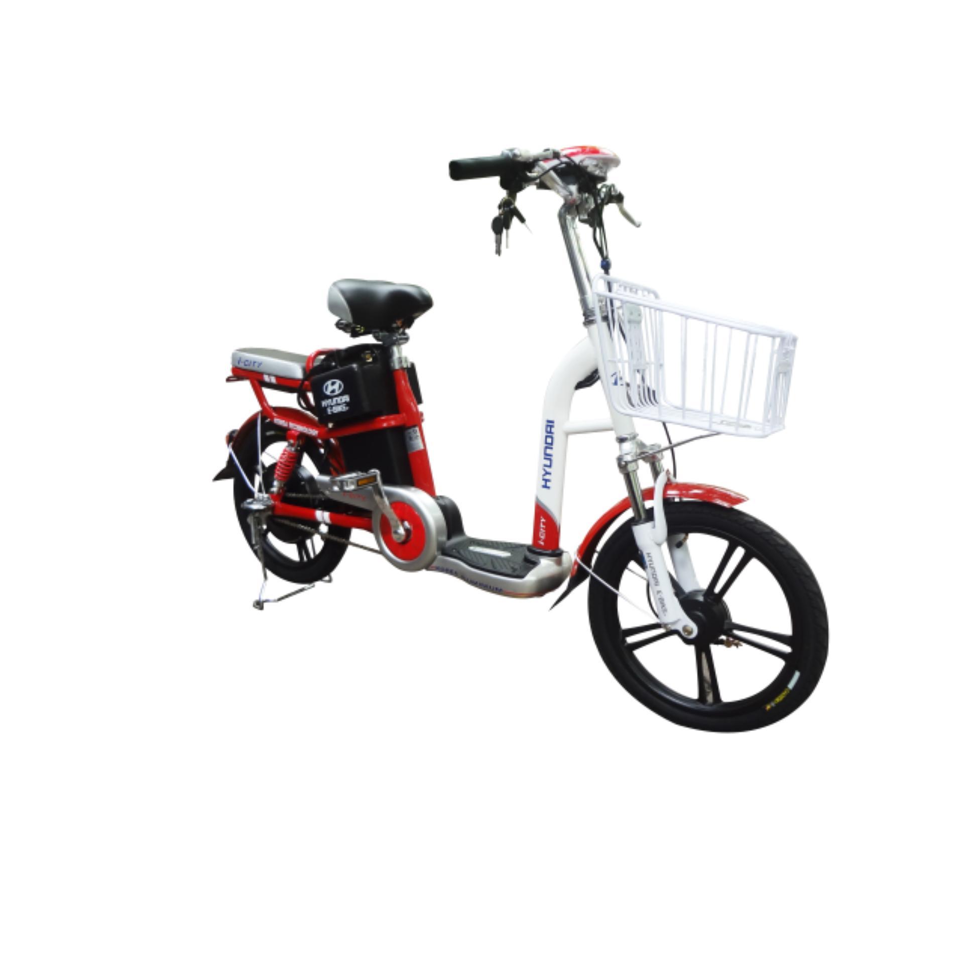 Xe đạp điện hyundai i-city