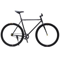 Xe đạp Fixed Gear Single Speed (Đen)