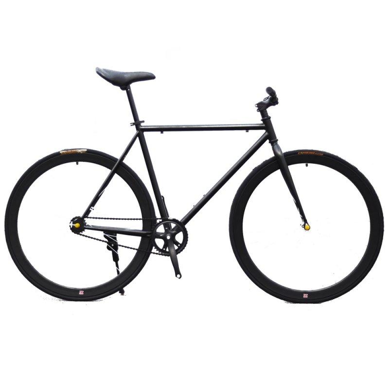 Phân phối Xe đạp Fixed Gear Single Speed (Đen)