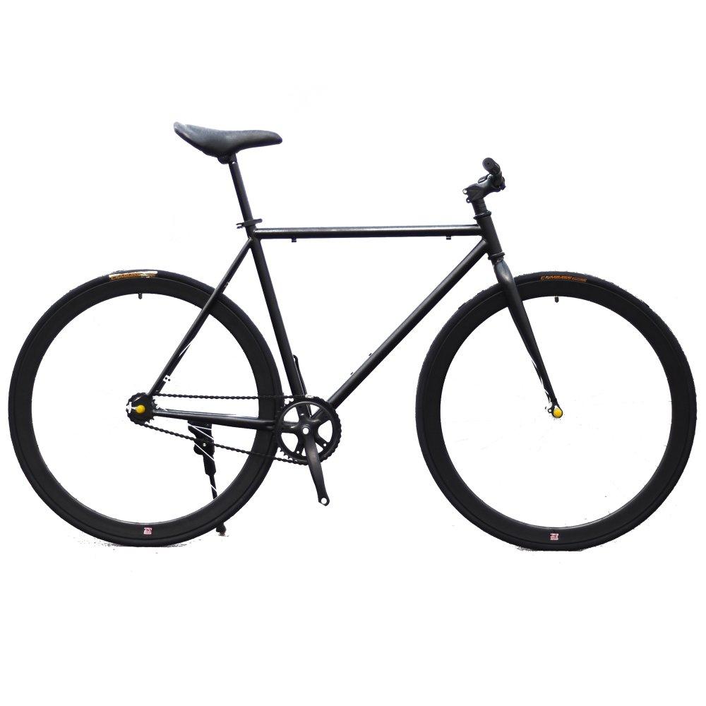 Xe đạp Fixed Gear Single Speed (Đen)