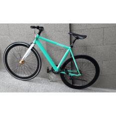 Xe đạp FixedGear FORNIX-BF100 (Xanh)