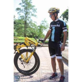Xe đạp gấp LAND ROVER