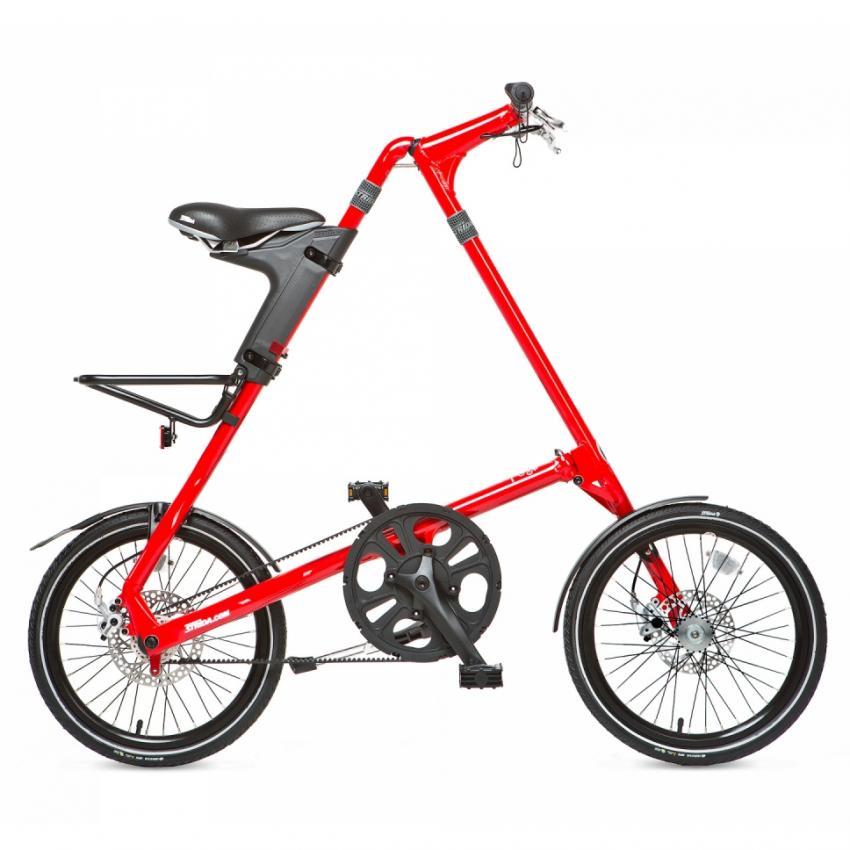Xe Đạp Gấp Strida Sx (Đỏ)