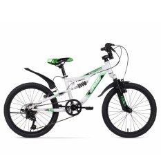 Xe đạp Jett Cycles Spitfire (Trắng)