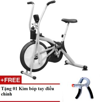 Xe đạp tập thể dục Air bike + Tặng kìm bóp tay điều chỉnh