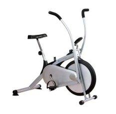 Xe đạp tập thể dục Air Bike (Xám)