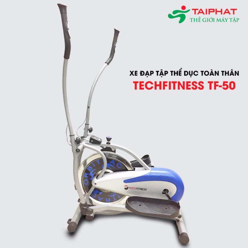 Bảng giá Xe đạp tập thể dục toàn thân Tech Fitness TF-50