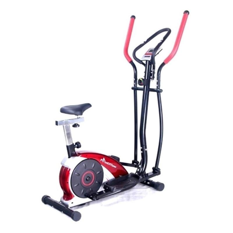 Bảng giá Xe đạp tập thể dục trong nhà MHE 636 (Đen phối đỏ)