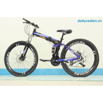 Xe đạp thể thao Agiom Gấp 26