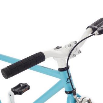 Xe đạp thể thao Asama Fixed Gear FGB (Xanh ngọc)