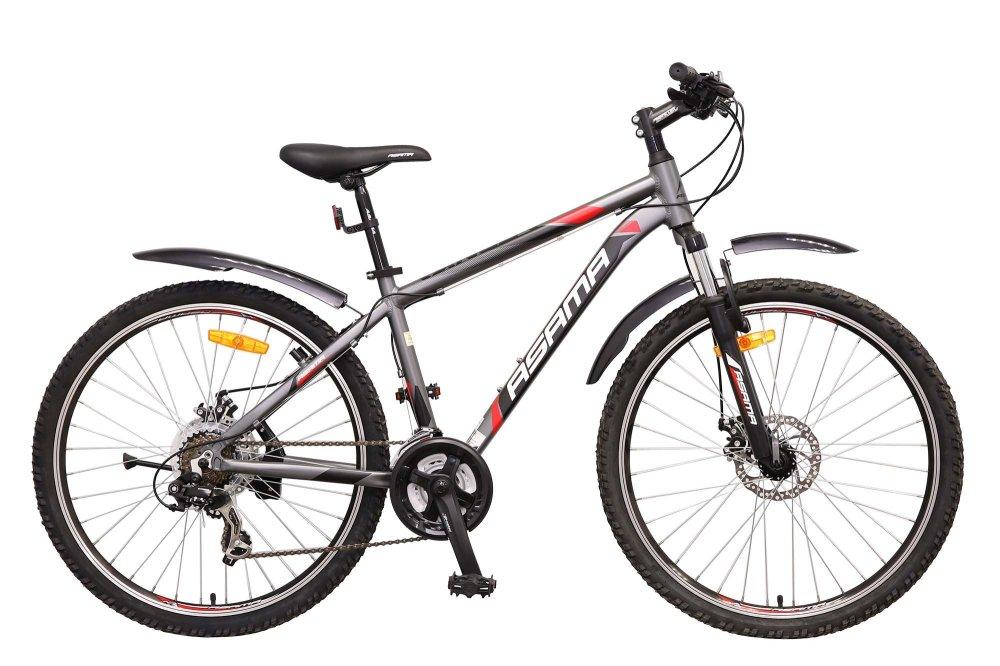 Xe đạp thể thao Asama MTB 2605 (Xám)