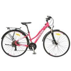 Xe đạp thể thao Asama TRK – AP2702S (Đỏ)
