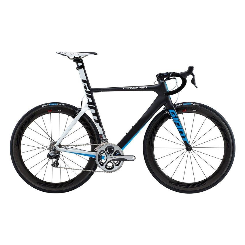 Xe đạp thể thao GIANT PROPEL ADVANCED SL0 (Đen)