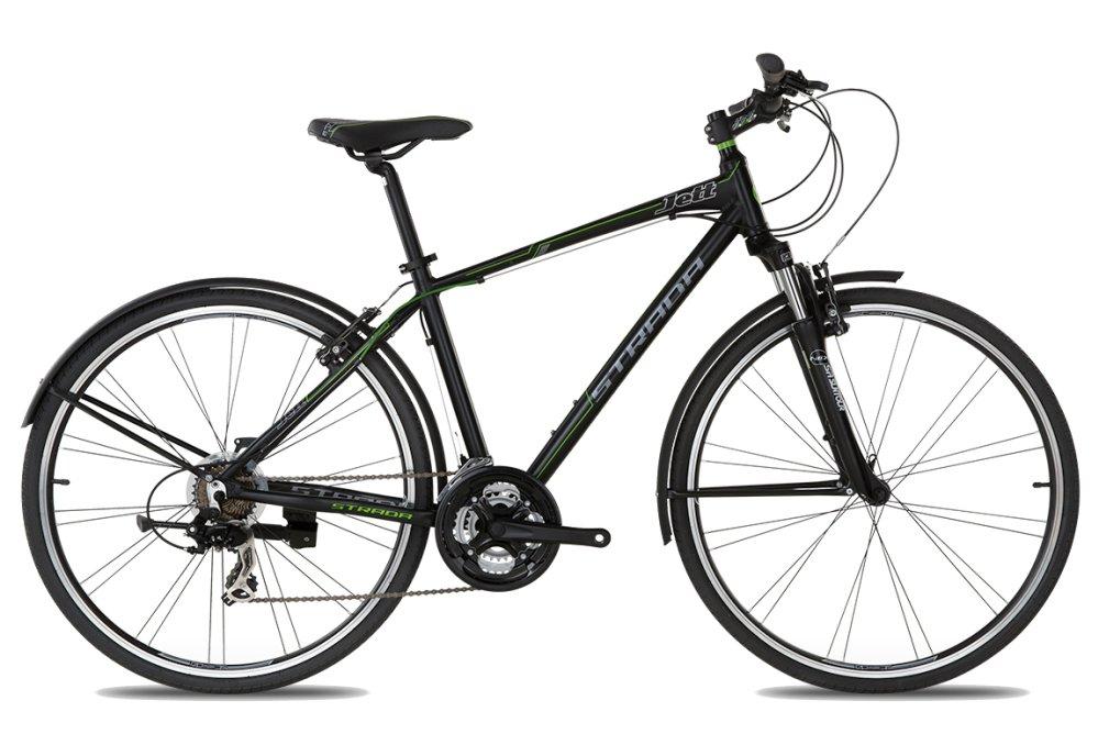 Xe đạp thể thao JETT STRADA PRO 2015 (Đen)