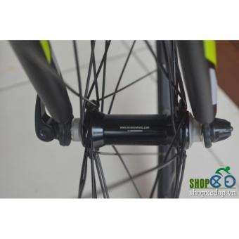 Xe đạp thể thao TRINX FREE 2.0 2016 (Đen xám đỏ)