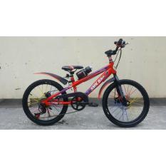 Xe đạp trẻ em HT 20-01 ( màu đỏ )