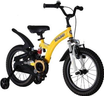 Xe đạp trẻ em Royal Baby Flying Bear RB14-B9 vàng