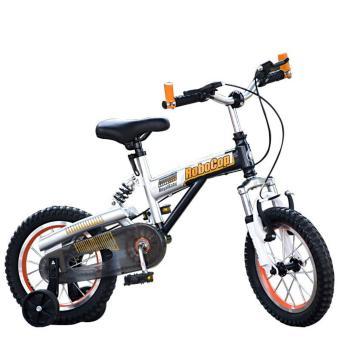 Xe đạp trẻ em Royal Baby RB12-B8 Bạc