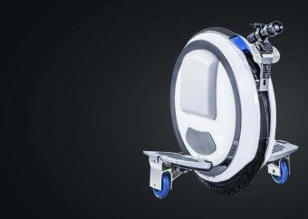 Xe điện 1 bánh tự cân bằng Ninebot One E plus NET001 (Trắng)