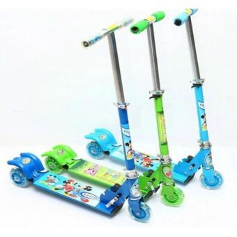 Xe scooter 3 bánh trẻ em an toàn loại cao cấp