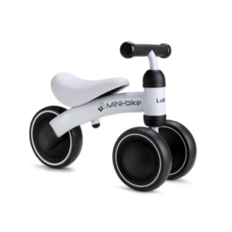 Xe thăng bằng MiniBike dành cho bé (trắng)