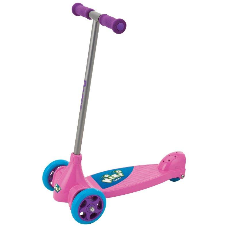Xe trượt Razor Kixi Kix Scooter (Hồng)