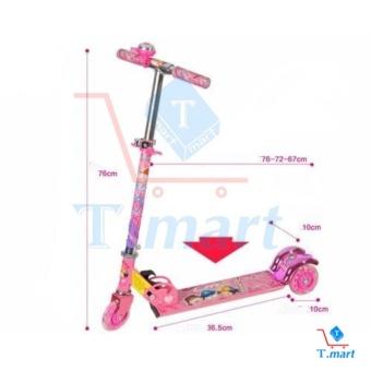 Xe trượt scooter + kính chống bụi VS.1027