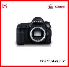 MÁY ẢNH CANON EOS 5D MARK IV (THÂN MÁY) (chính hãng Lê Bảo Minh)