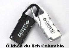 [Nhập NEWSELLERW503 giảm 10% tối đa 100K] Ổ khóa mini Columbia tiện lợi dễ sử dụng và đổi được mật khẩu ổ khóa vaili nhỏ gọn tiện dụng