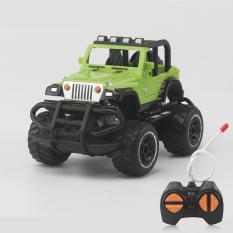 Xe jeep điều khiển từ xa 4 chiều vượt địa hình cho trẻ
