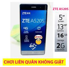 Điện thoại cảm ứng ZTE Blade A520 2GB/16GB 2 SIM 2 SÓNG giá rẻ CHƠI game mạnh