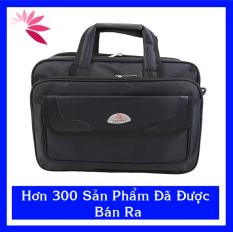 Cặp đựng laptop , túi đựng laptop sách vở tài liệu C03 38 x 29 x 15cm vải đẹp, lót lụa tặng túi du lịch 30K.Mua 2 giảm 10% Fllow giảm 20k