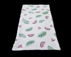 Chăn cho bé dài 140cm rộng 70cm vải Polyester mềm mịn thoáng khí dễ giặt dễ dàng thay cho bé dùng hàng ngày