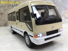 Mô hình xe Bus TOYOTA Coaster 1:32